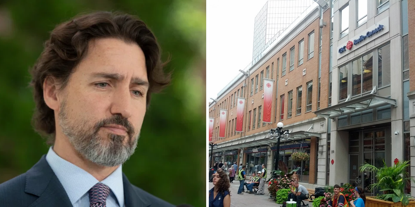 Trudeau Liberals give failing CBC-TV bailout in midst of pandemic