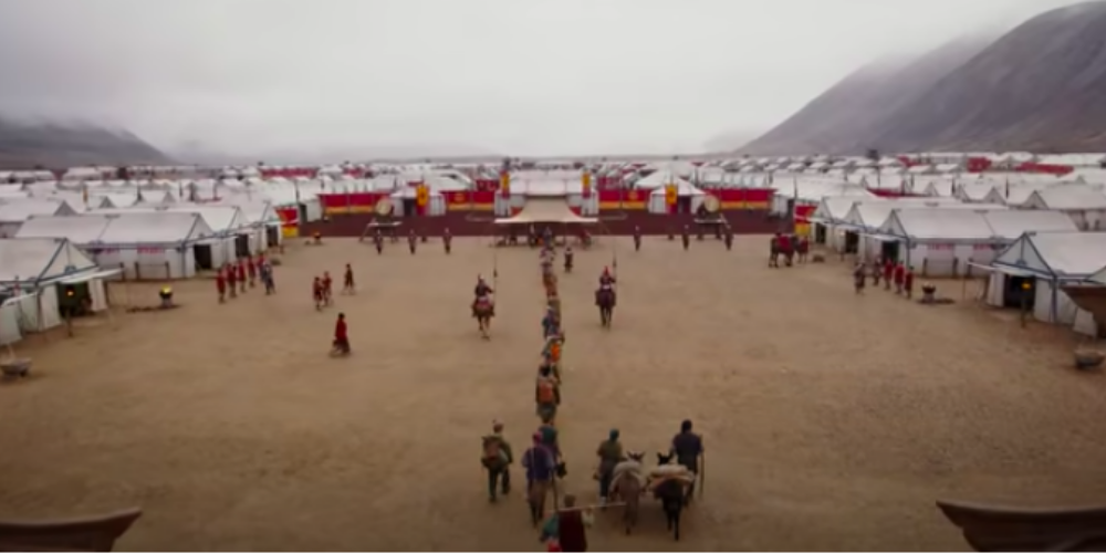 Disney says 'authenticity' drove decision to film Mulan in region accused of throwing Muslims in concentration camps