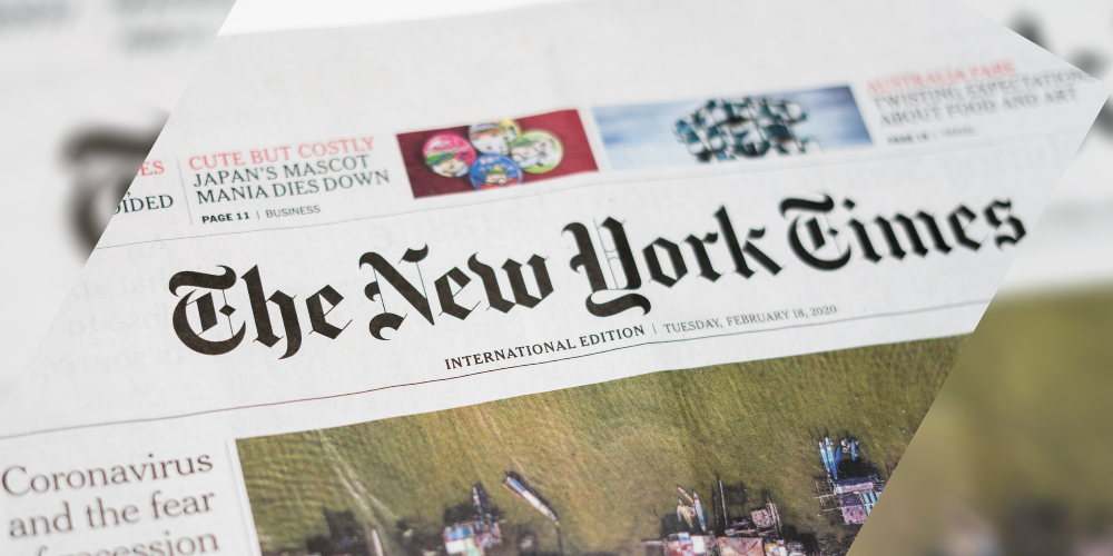 NY Times turns Islamic terrorism story into a police shooting story