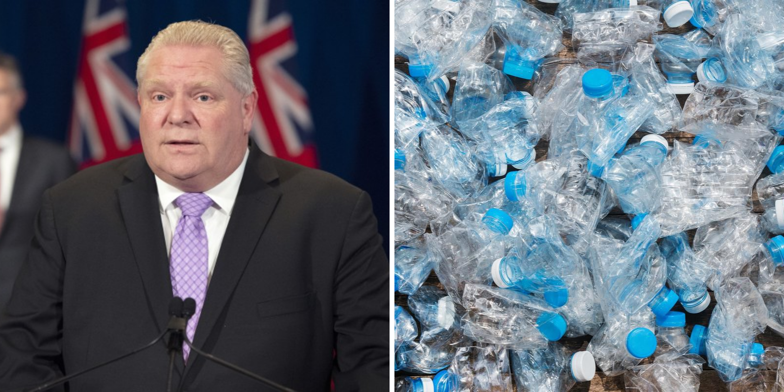 Ford government to overhaul Ontario recycling program and force manufacturers to pay