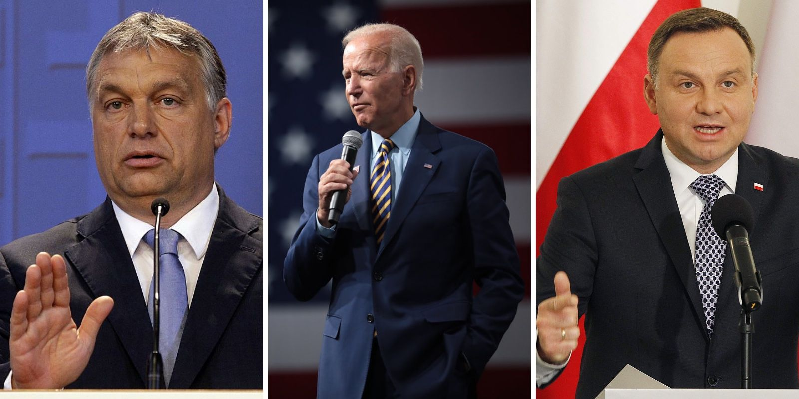 Joe Biden is dead wrong on Hungary and Poland