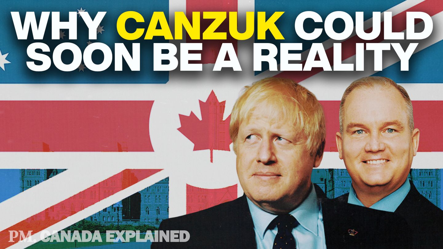 WATCH: CANZUK's incredible momentum could make it a reality faster than anyone thought