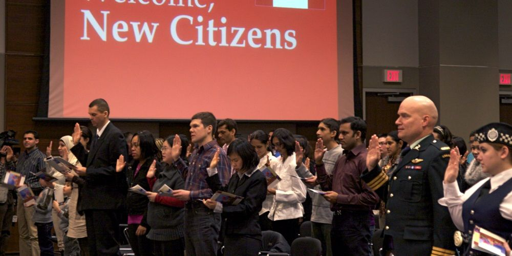 Canada rewriting Oath of Citizenship to recognize Indigenous peoples