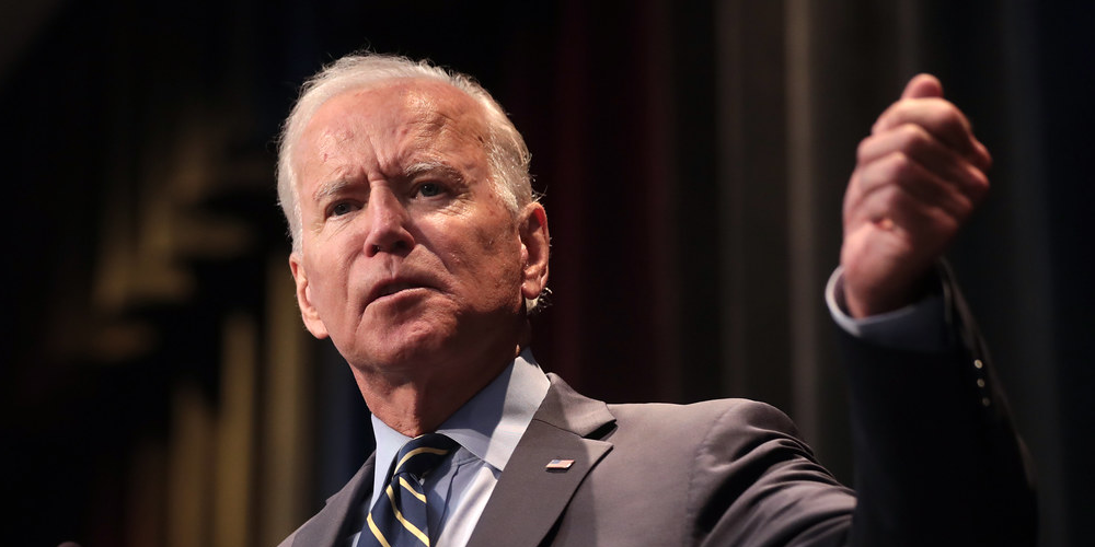 Republicans are 'packing the court now': Biden