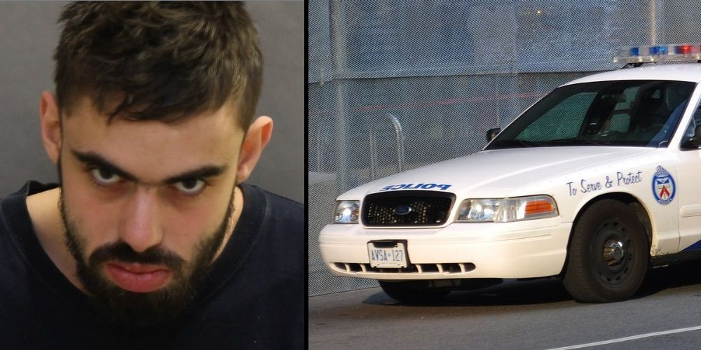 Police: Missing Toronto man may be 'dangerous' to himself and others