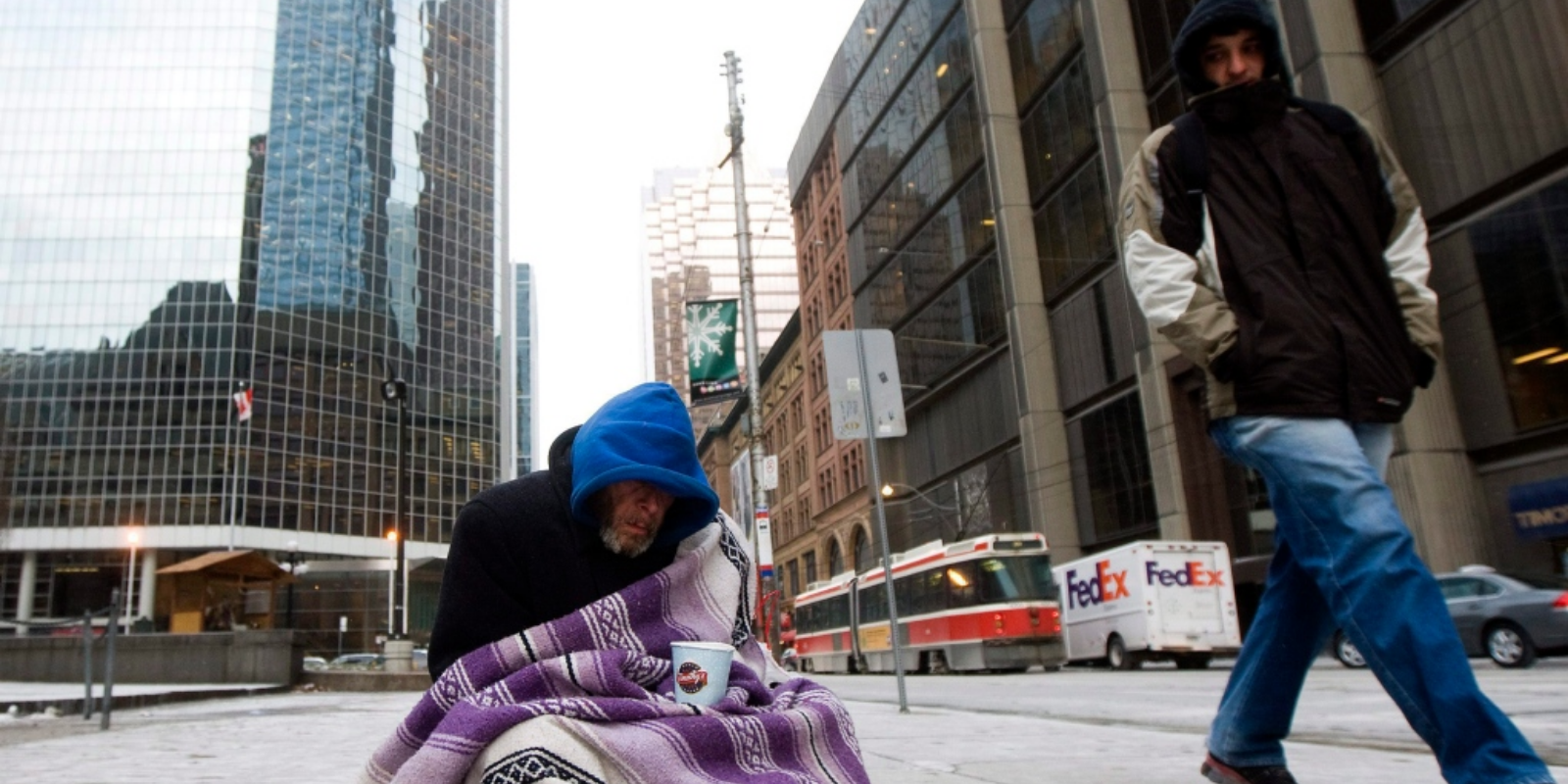 One in three Canadians say they won't recover from financial crisis