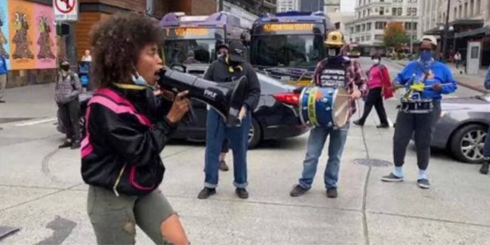REVEALED: BLM organizer lives posh lifestyle, father works for city of Seattle