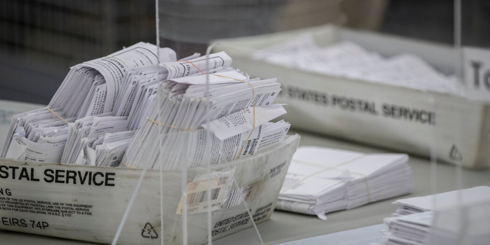 USPS worker faces federal charges for throwing out 112 mail-in ballots
