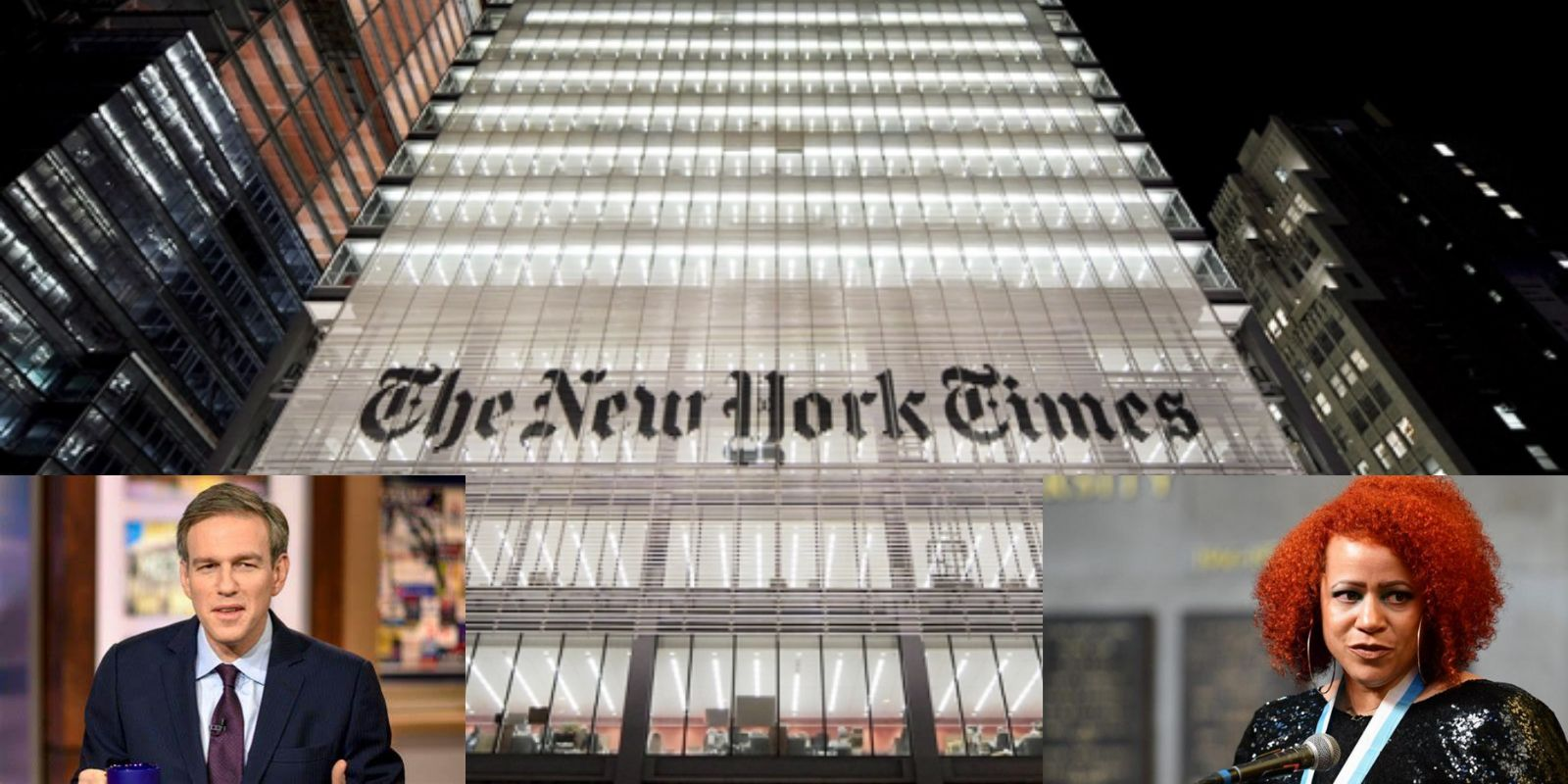 The New York Times Writers Guild attacks one of its own for going after the '1619 Project'—then deletes the tweet