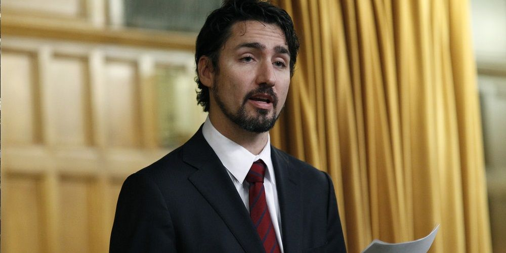 Justin Trudeau made over $1.3 million in speaking fees from 2006-2012