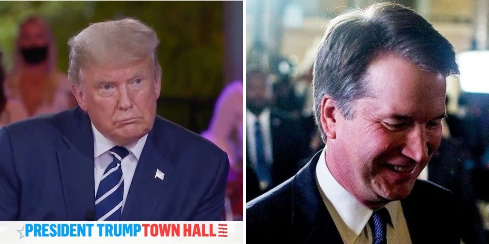 WATCH: Trump says the way Democrats smeared Kavanaugh changed the game