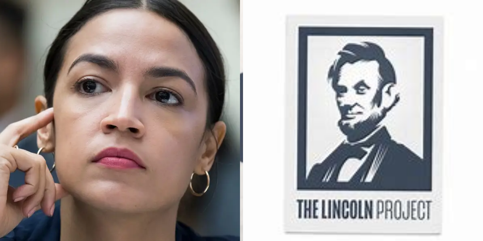 AOC tells never-Trump Lincoln Project to 'take the L'