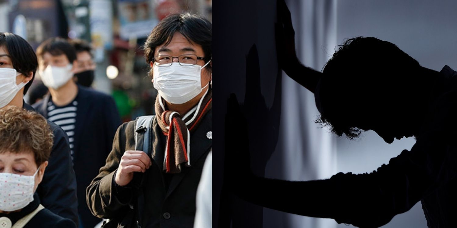 Japan sees more suicides in a single month than total pandemic fatalities