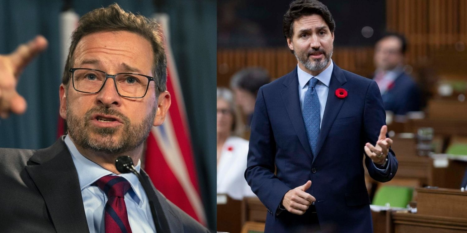 Bloc Quebecois Leader blasts Trudeau's weak stance on free speech and French terror attacks