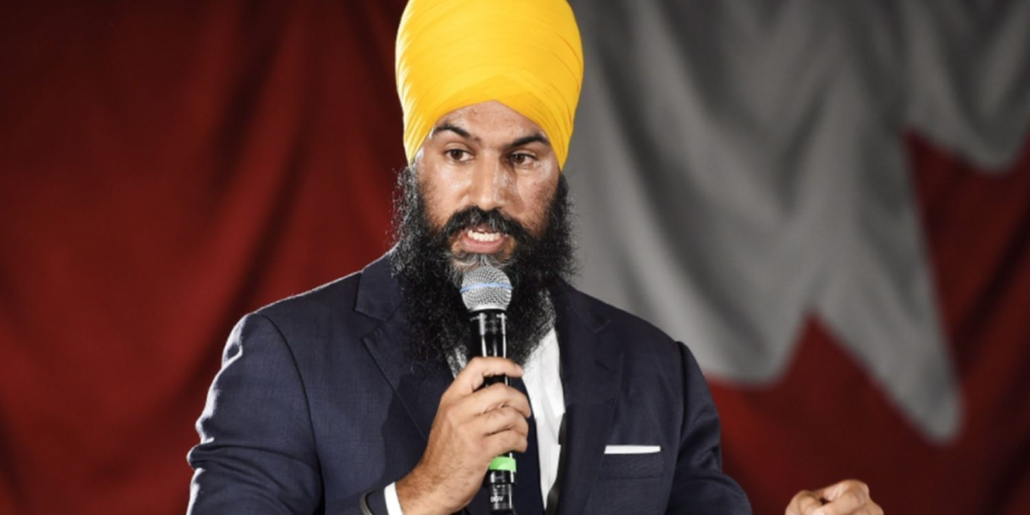 NDP Leader Jagmeet Singh proposes a new tax on 'ultra-wealthy'