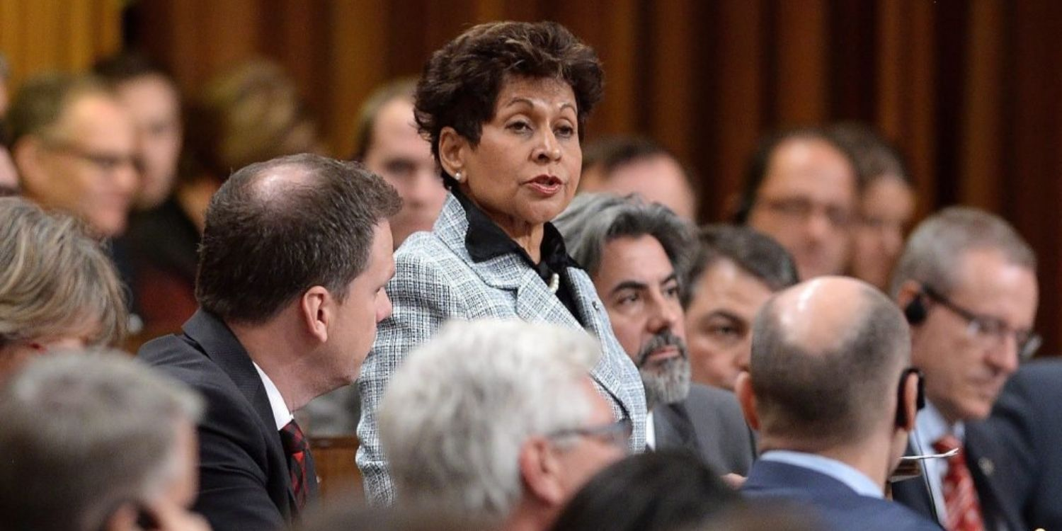 Ontario Liberal MP resigns over charges she hired her sister with public funds