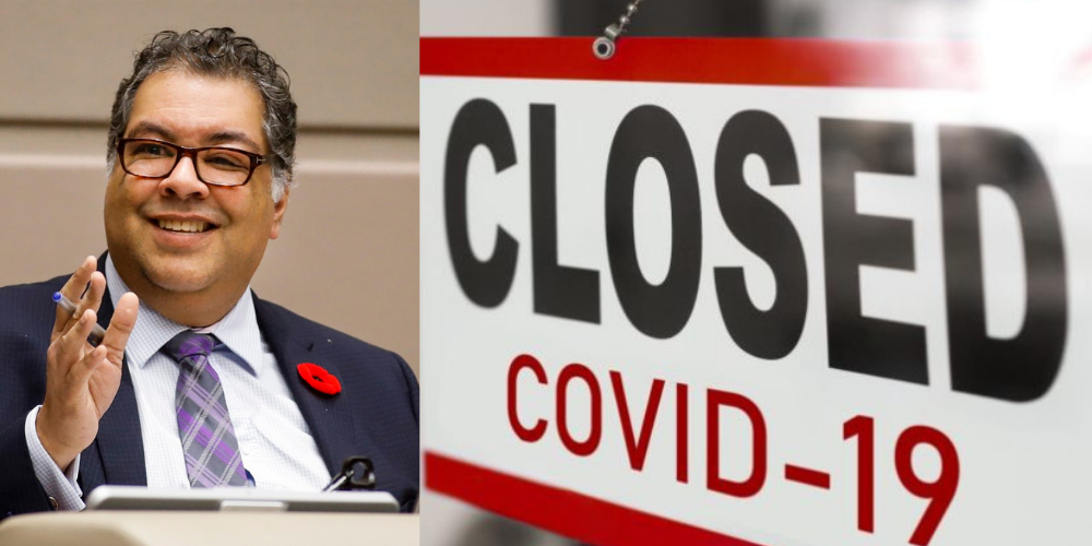 Constitutional law firm says they will challenge Calgary in court if they implement 'circuit-breaker' lockdown
