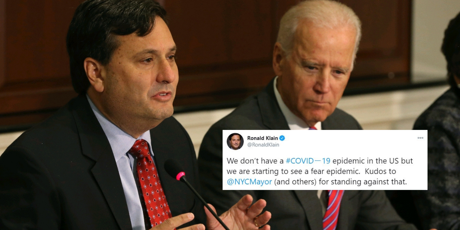 REVEALED: Joe Biden's incoming chief of staff said elections are rigged