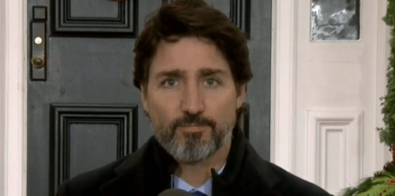 BREAKING: Trudeau calls 'Great Reset' a conspiracy theory despite advocating for it