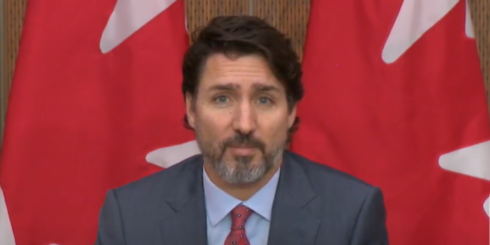 BREAKING: Trudeau says Canadians may not be able to gather during holidays due to COVID