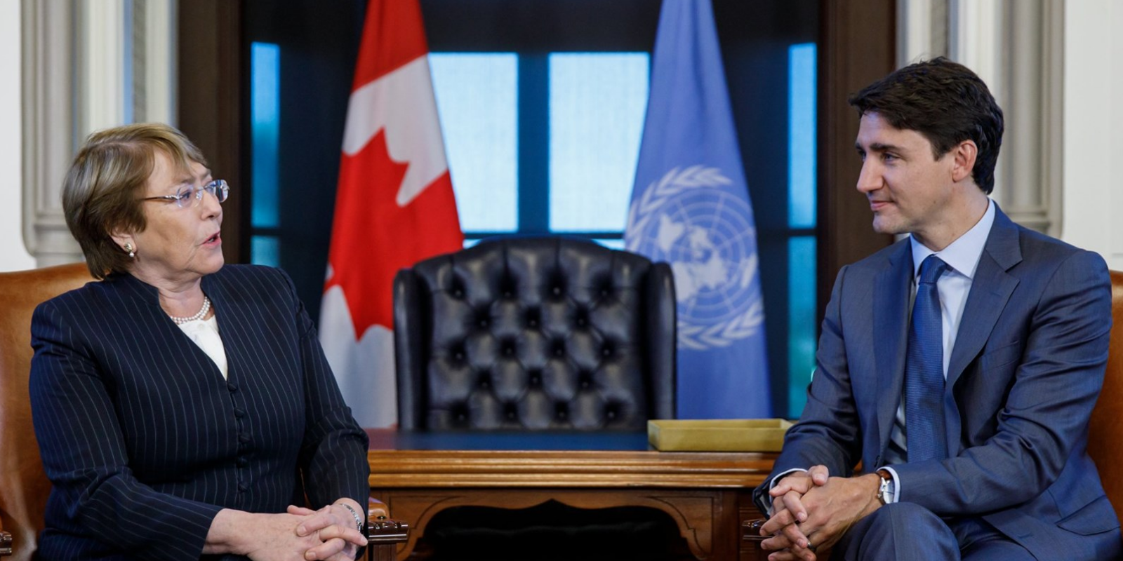 Trudeau's failed UN campaign cost taxpayers $2.4 million, not including overseas investments