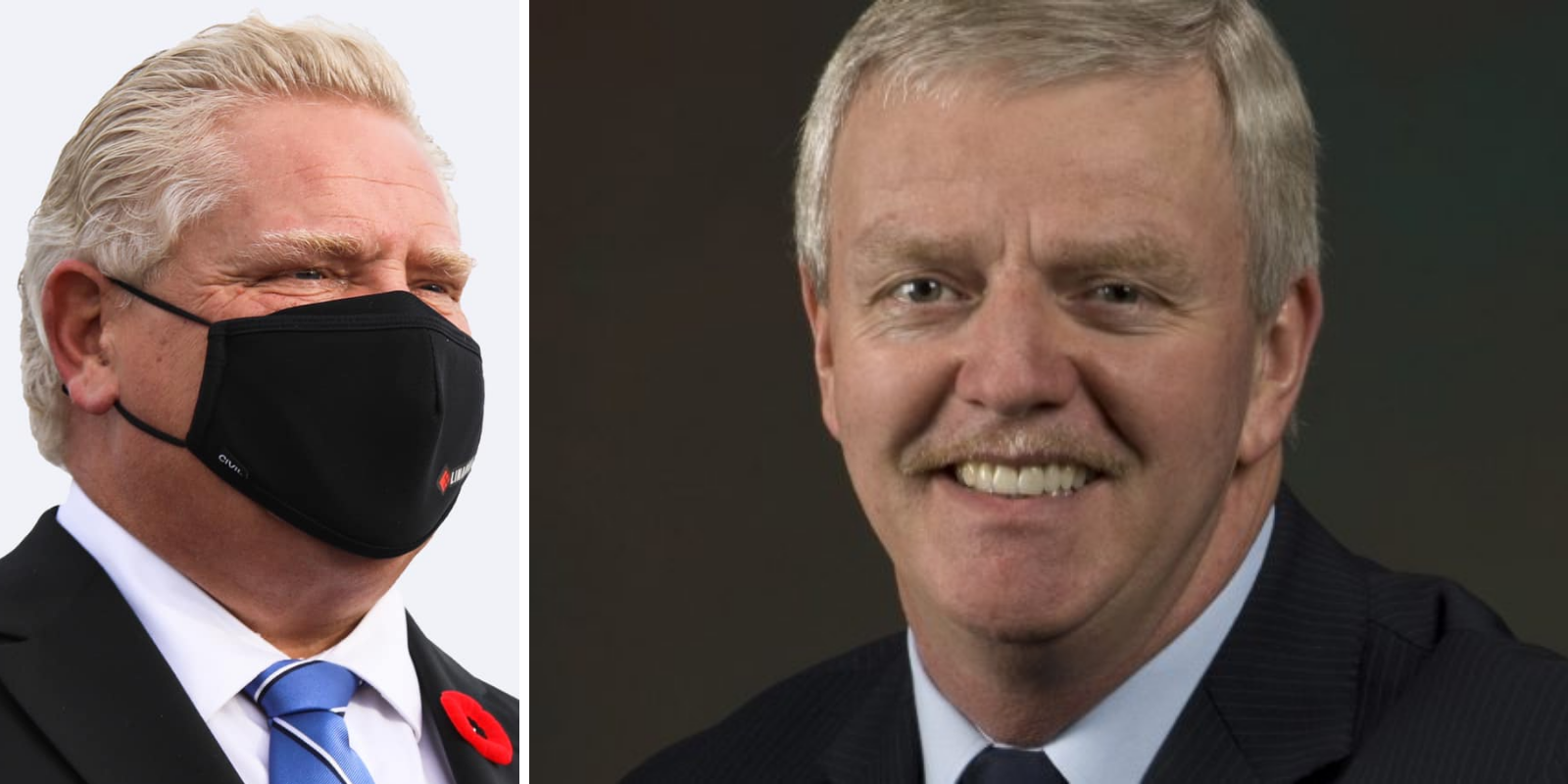 Doug Ford hires retired Canadian Armed Forces General to run COVID-19 vaccine distribution