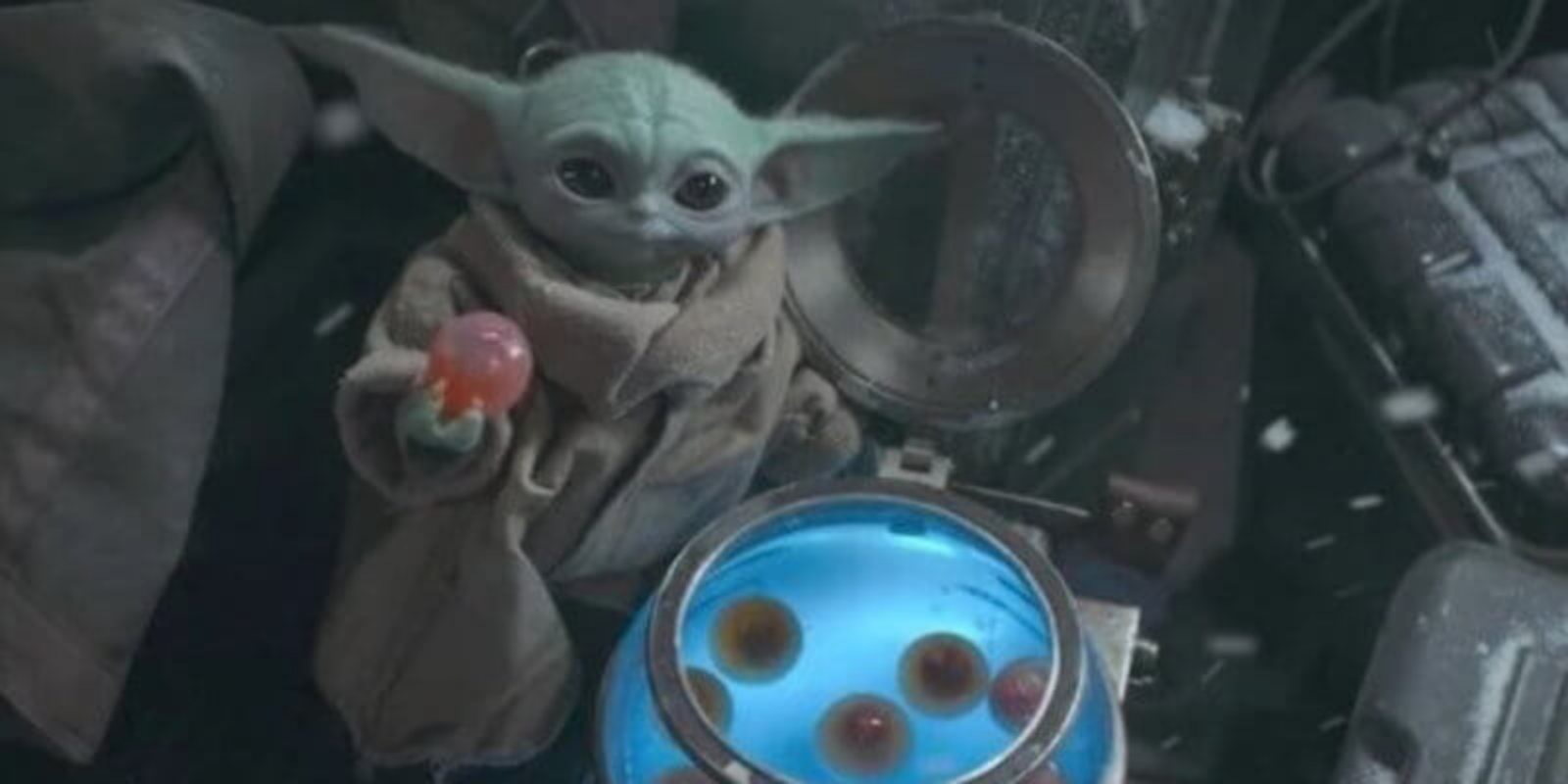 Baby Yoda's 'egg eating' causes liberal consternation