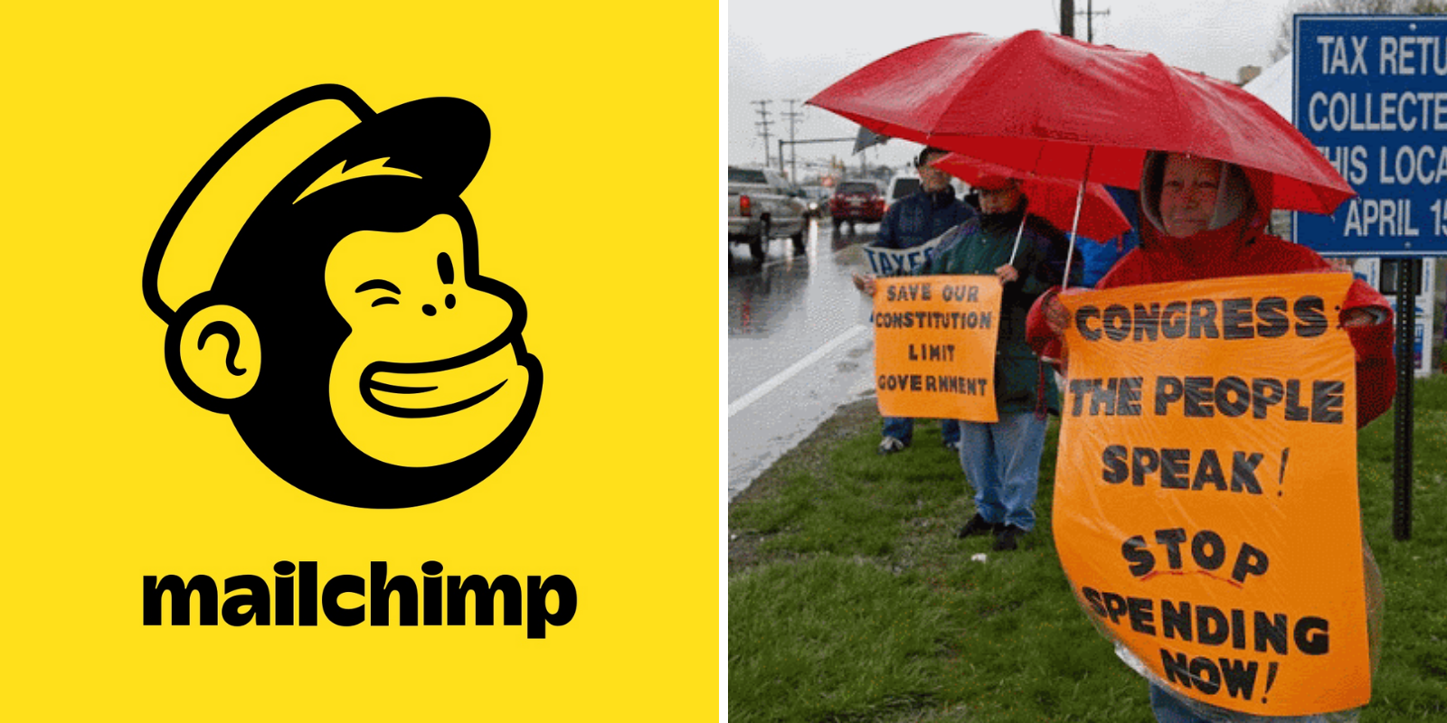 Mailchimp deplatforms Trump supporters as big tech continues its war on conservatives