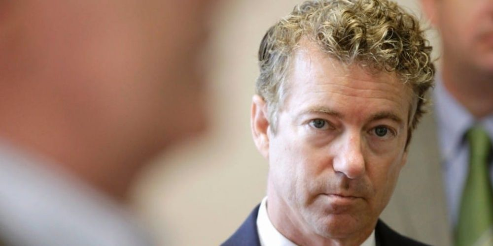 US Attorney's Office in DC refuses to investigate attack on Rand Paul