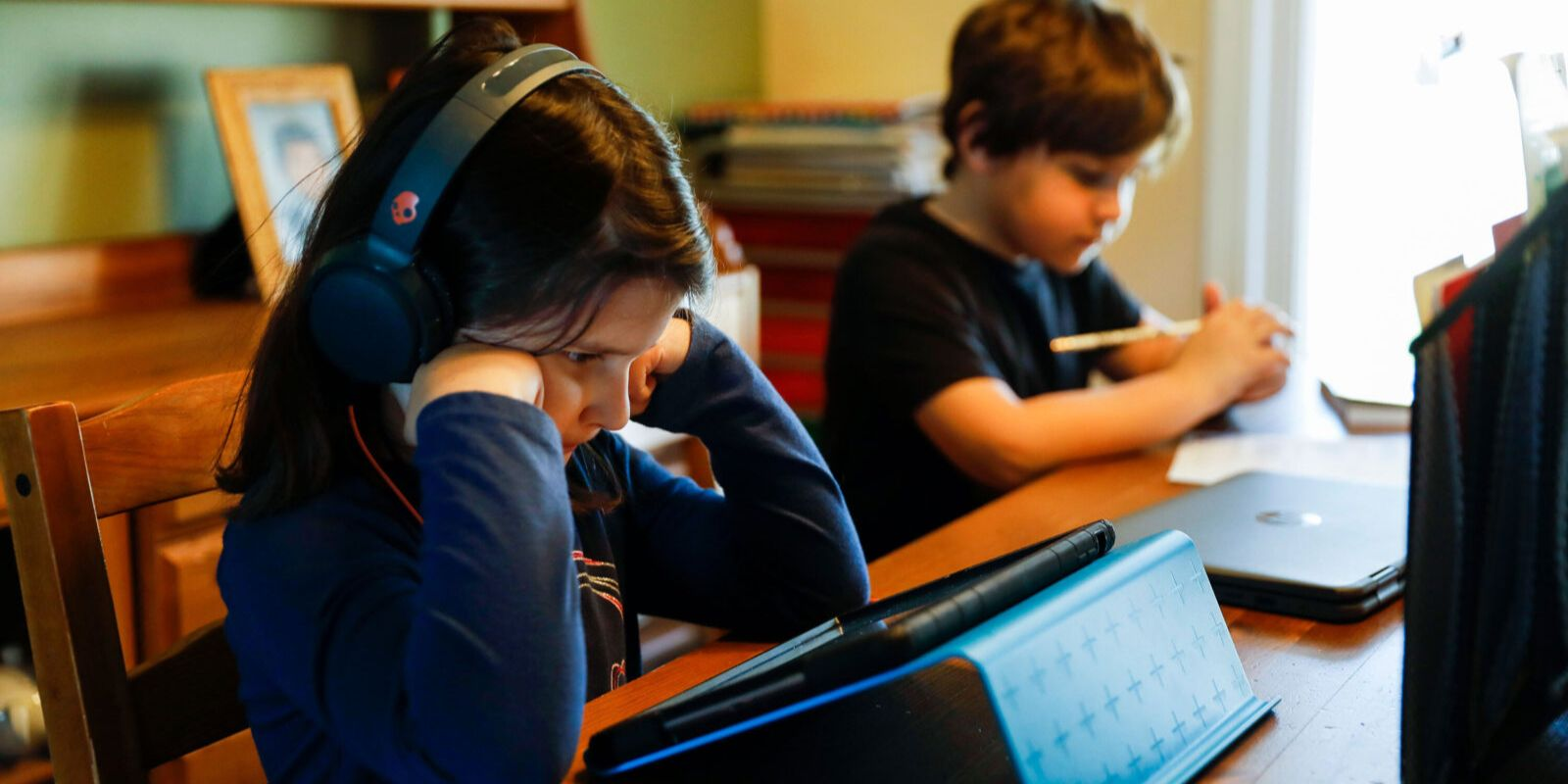 Failing grades up by 83 percent as online learning takes its toll on students