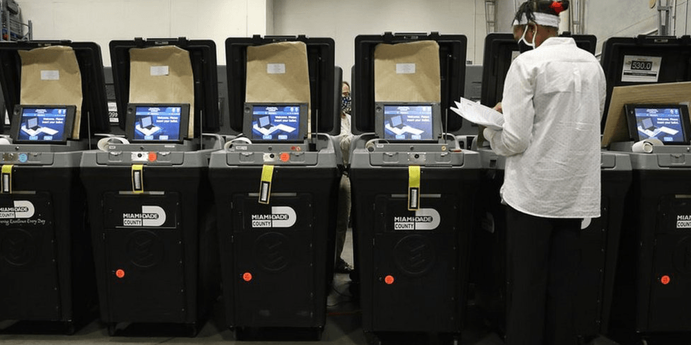 Dominion and Smartmatic agreement of non-competition revealed