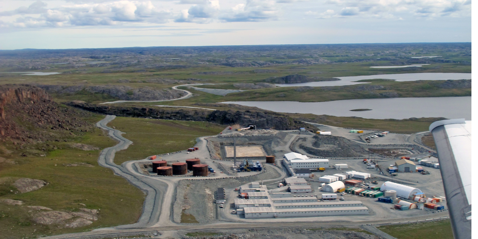 Canada criticized by China for rejecting Arctic mine takeover deal