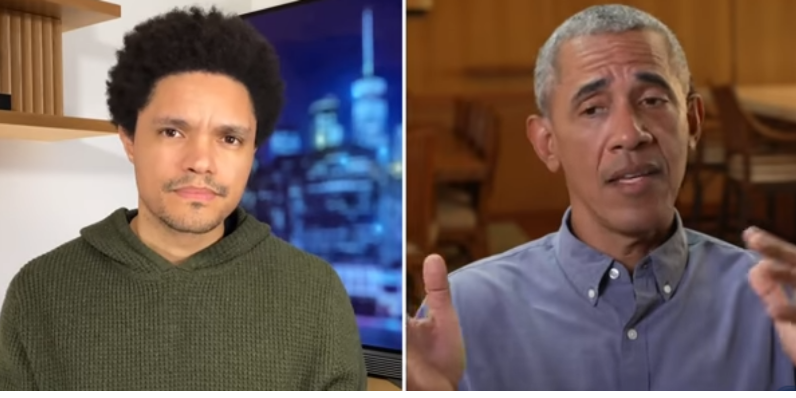 WATCH: Obama praises BLM, 'Defund the Police' activists as 'courageous'