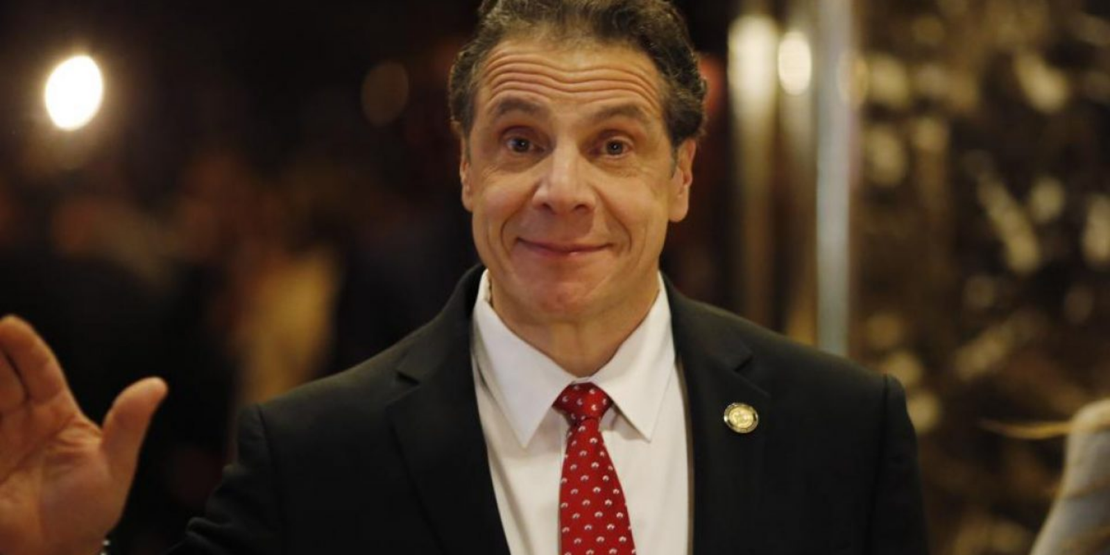 WATCH: Governor Cuomo defends decision to attend football game after getting blasted for hypocrisy