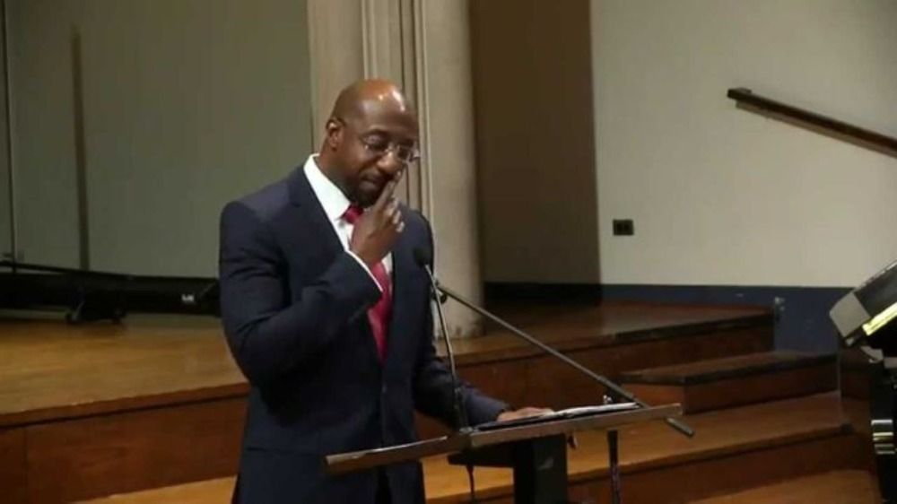 Georgia Senate candidate Raphael Warnock refuses to comment on police video stemming from March domestic dispute