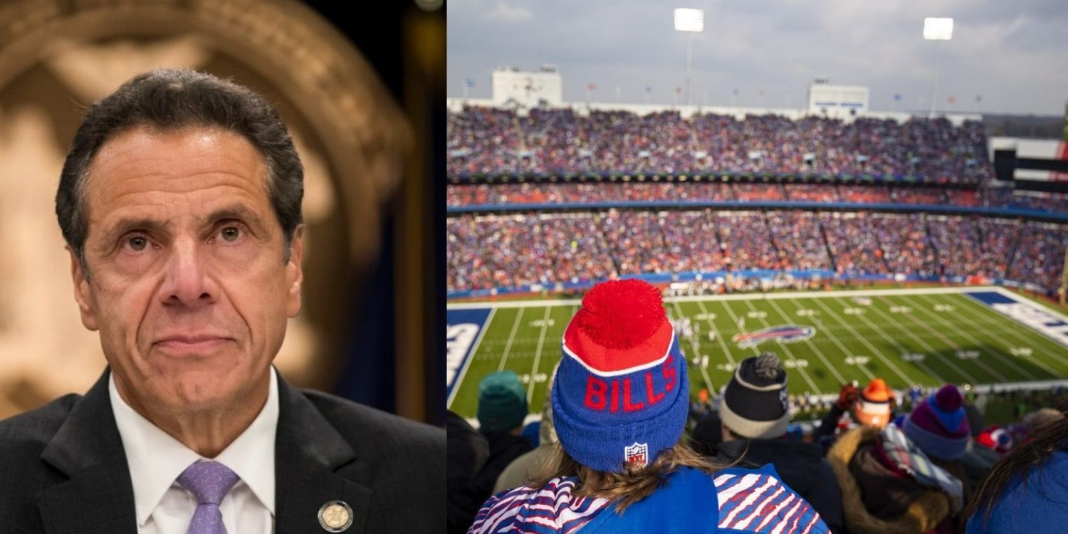 Governor Cuomo shifts NFL restrictions following his interest in attending playoff game