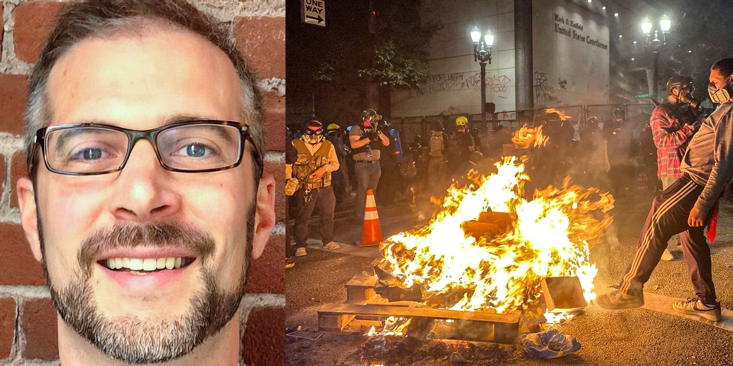 Oregon governor's chief of staff who joined Biden transition team showed support for rioters, emails reveal