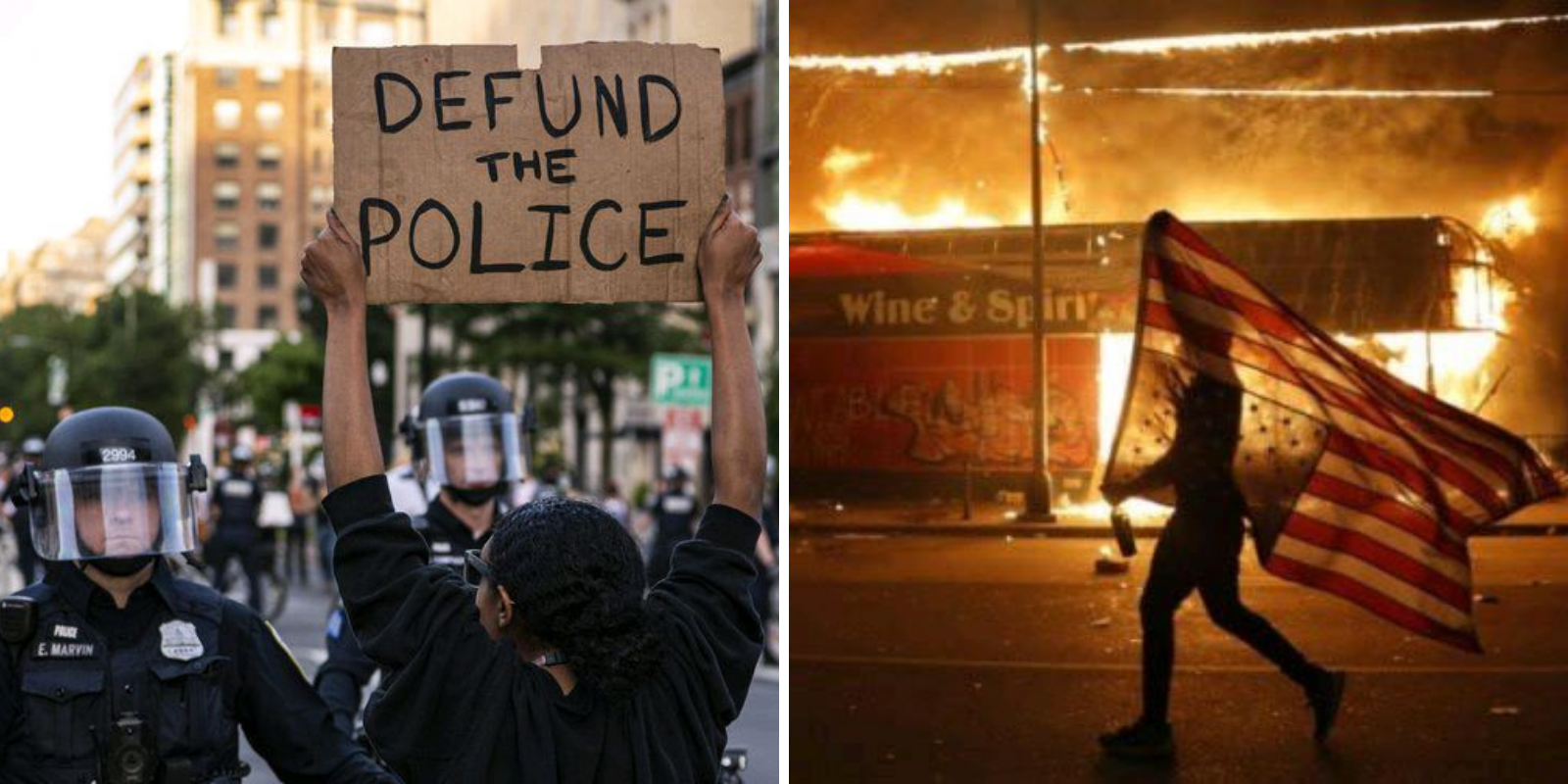 Democrat-run cities that voted to 'Defund the Police' now face soaring violent crime rates