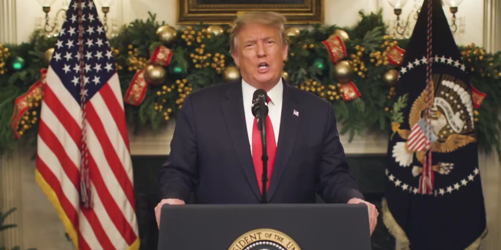 BREAKING: Trump SLAMS Congress for wasteful COVID relief bill, demands $2000 checks for Americans