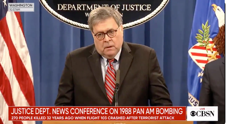 BREAKING: AG Barr says there's 'no reason' to appoint special counsel for Hunter Biden investigation