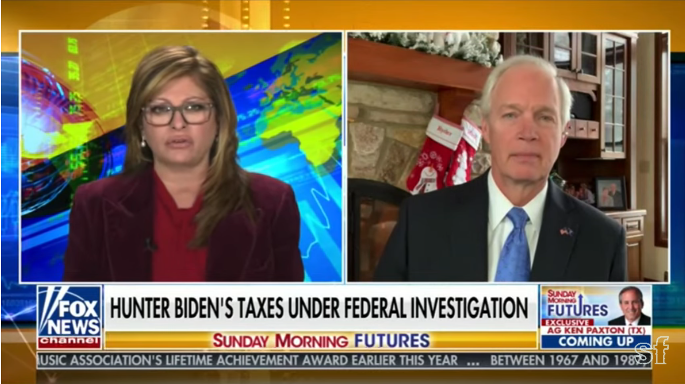GOP Senator says Hunter Biden's lawyers are standing in the way of investigation