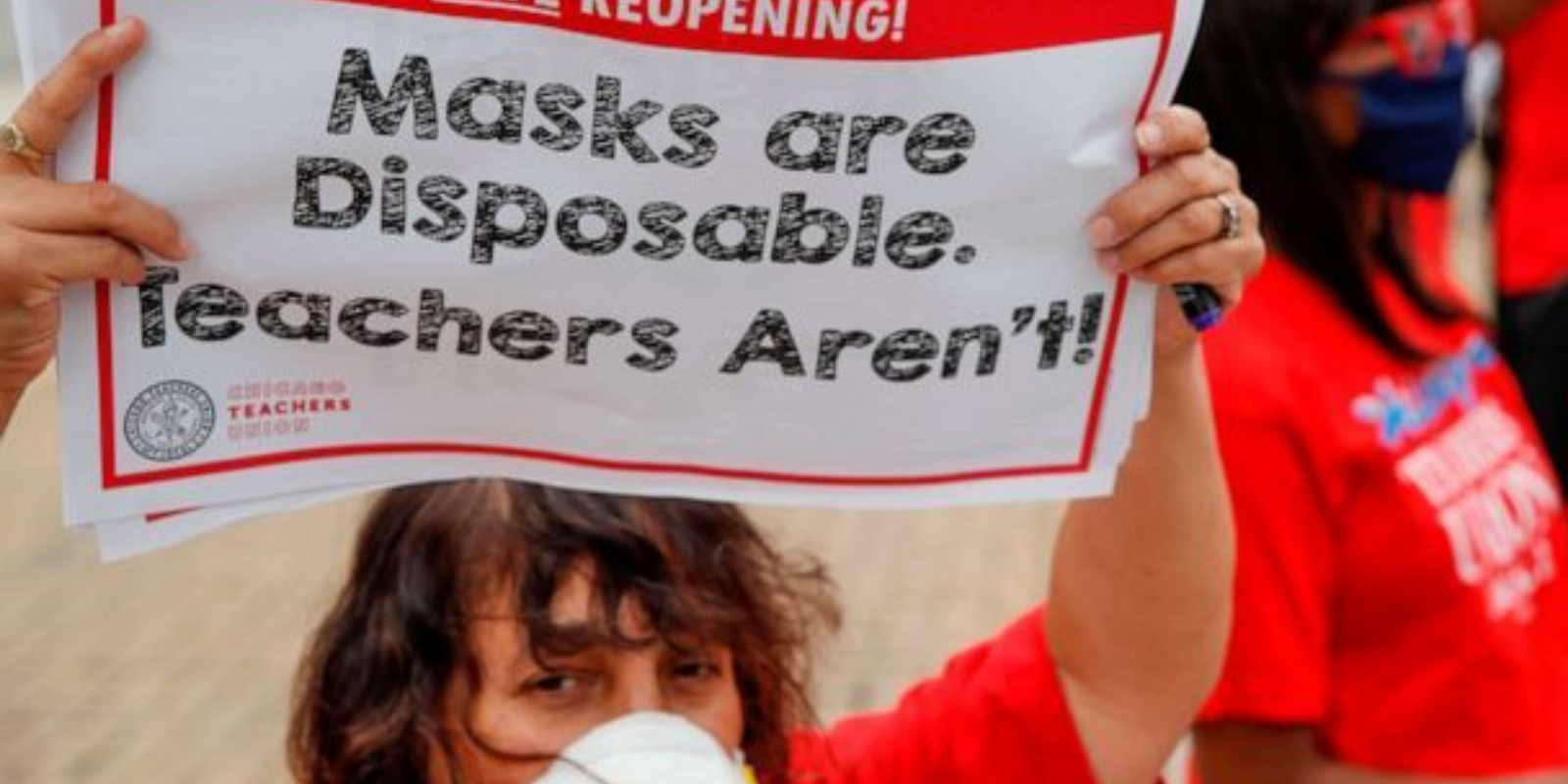 Chicago schools forced to hire babysitters for classrooms after union blocks teachers from teaching