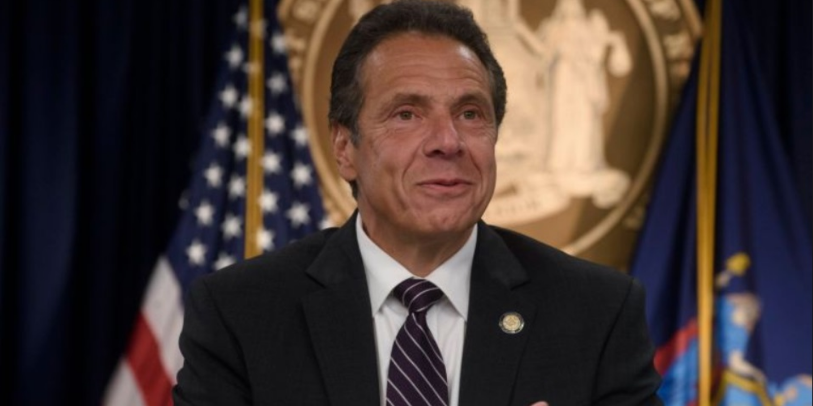 WATCH: NY Gov Cuomo says Santa will be good to him because he worked so hard