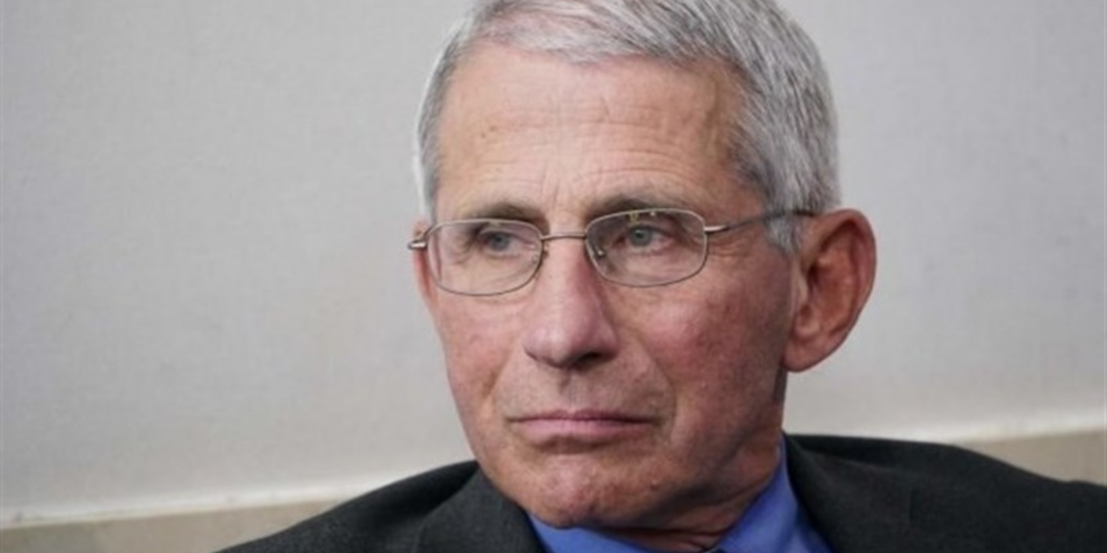 WATCH: Dr. Fauci tries to cancel Christmas for all Americans