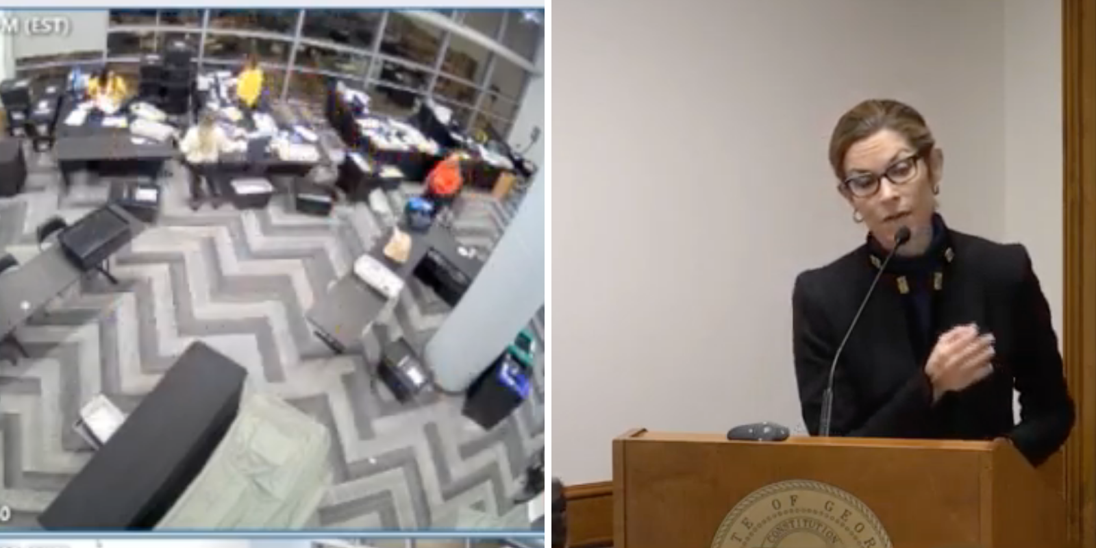 WATCH: Georgia voter fraud hearing features explosive allegations of ballot stuffing, corrupt supervisor