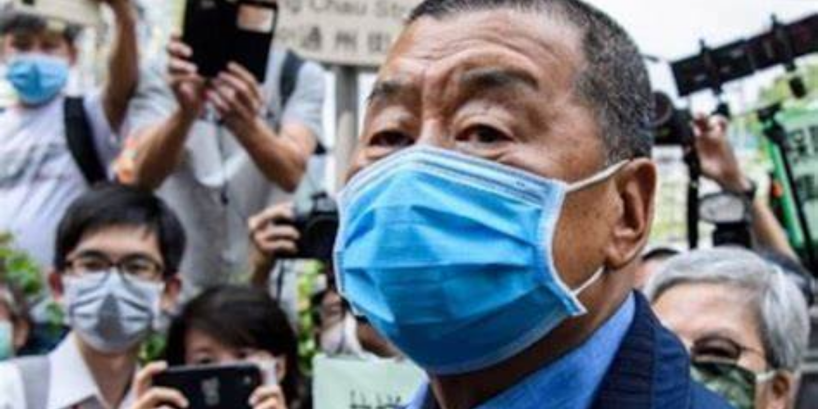 Pro-democracy publisher Jimmy Lai charged under Hong Kong security law—could face life in prison