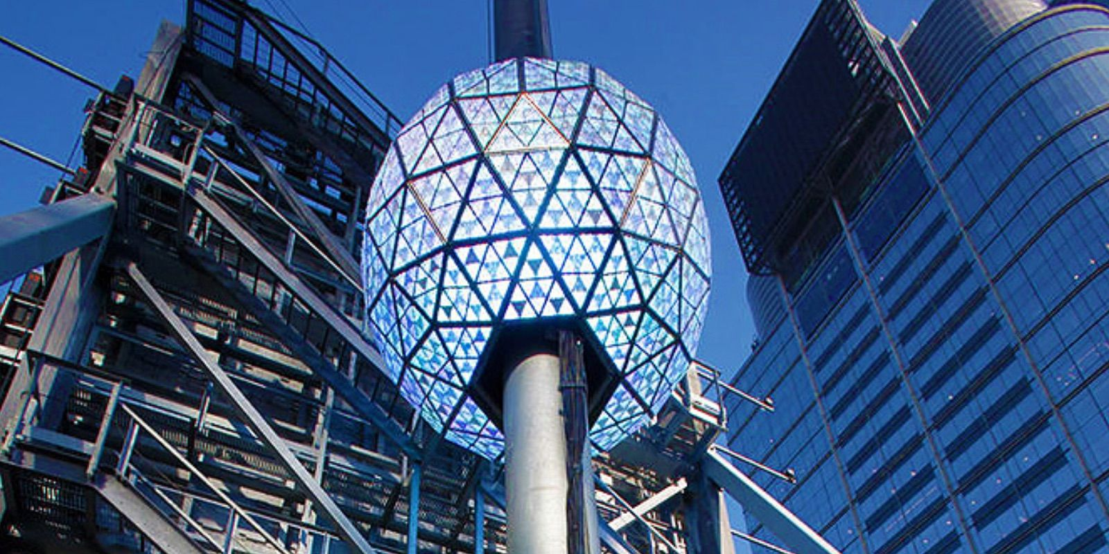 The ball will drop this year in Times Square but no crowds allowed