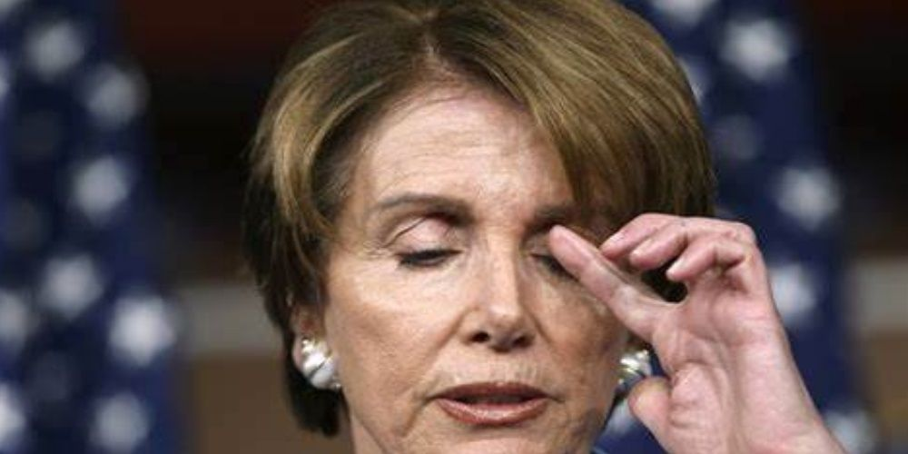 Pelosi refuses to explain why she rejected larger stimulus package before election