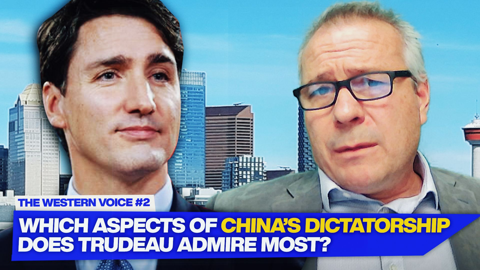 Which aspects of China's basic dictatorship does Trudeau admire most? - The Western Voice