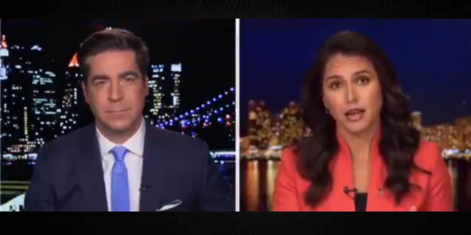 WATCH: Tulsi to Biden: 'let our troops get back home'